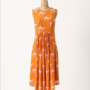 Charlotte Taylor Anthropologie dress
